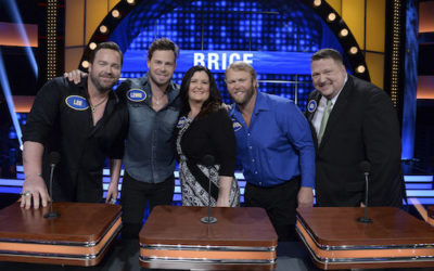 Rolling Stone Artist To Watch Lewis Brice competes alongside his brother Lee Brice and Jerrod Niemann on ABC's Celebrity Family Feud!