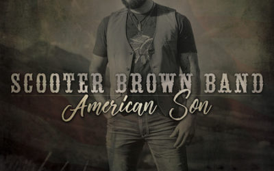 Scooter Brown Band's Debut Studio Album, American Son, Available Today