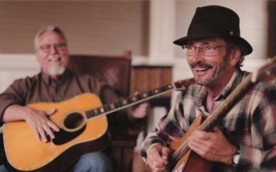Merle Haggard & Max D. Barnes Remembered By Sons In New Music Video