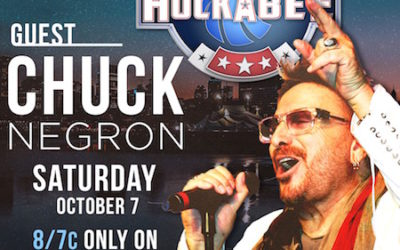 "Chuck Negron to Bring ""Joy to the Debut"" of Huckabee on TBN Saturday Evening as Musical Guest"