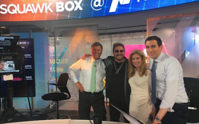 Chuck Negron Featured on SiriusXM, CNBC's Squawk Box, Imus in the Morning and More to Promote 'Negron Generations' Available Now
