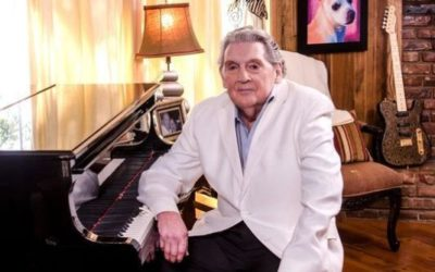 Country and Rock n' Roll Icon Jerry Lee Lewis to Play BB Kings Blues Club on Saturday, July 29