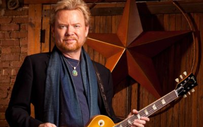 Lee Roy Parnell Signs Exclusively With New Frontier Touring