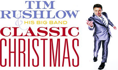 "Tim Rushlow & His Big Band Creating New Christmas Memories with ""Home for the Holidays"" Performances"