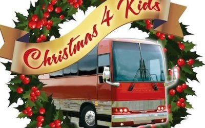 117  Artists Help Those In Need This Holiday Season At The Christmas 4 Kids Tour Bus Show