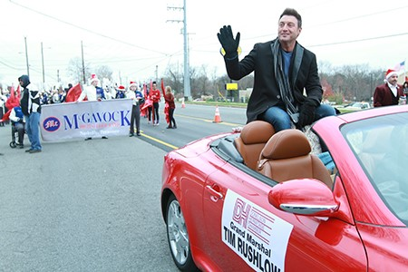 Donelson Christmas Parade 2019 Tim Rushlow Honored As The Donelson Christmas Parade Grand Marshal